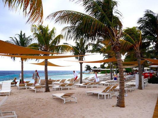 Beach-Urlaub auf Curacao