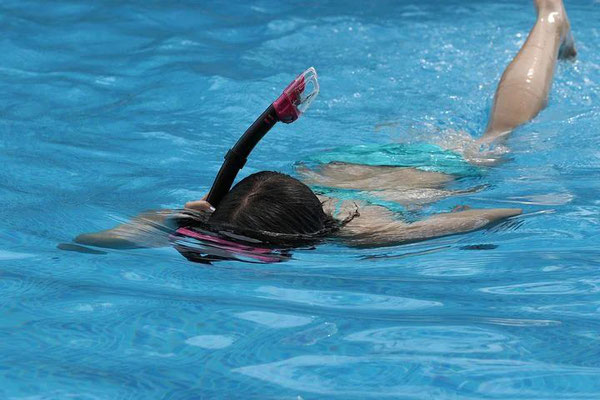 Pool-Kind-Ferienhaus-CAS-IGUANA-Urlaub-Curacao-Karibik-Villapark-Fontein