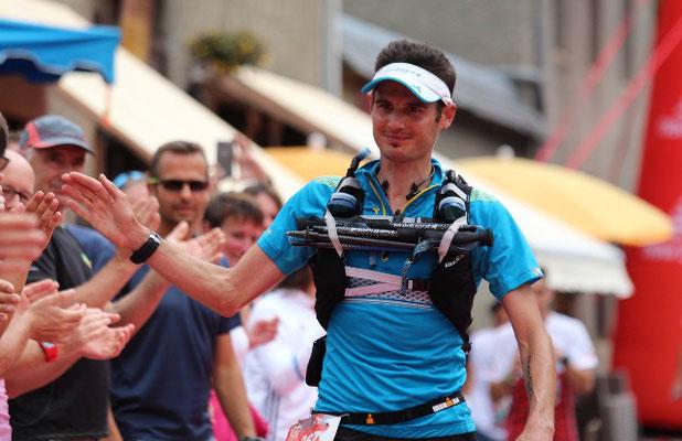 Romain Olivier Ultra-runner