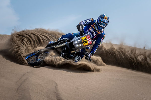 Xavier de Soultrait Dakar2019