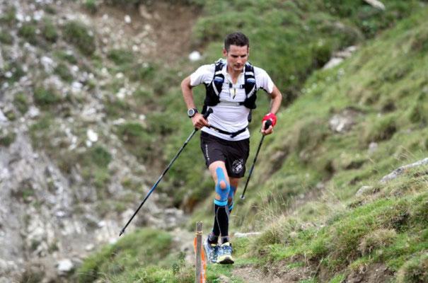 Romain Olivier Ultra-runner Trail Pyrénées