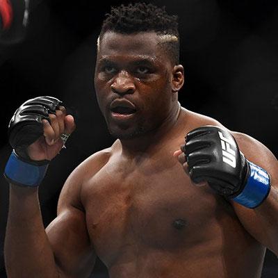 Francis N'GANNOU - Fighter MMA