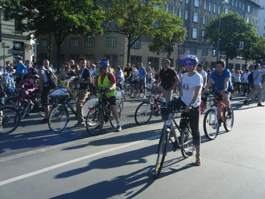 Congrès mondial vélomobilité à Vienne