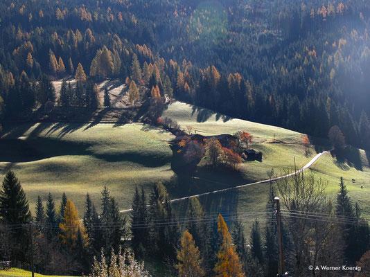 Landschaft um Wagrain