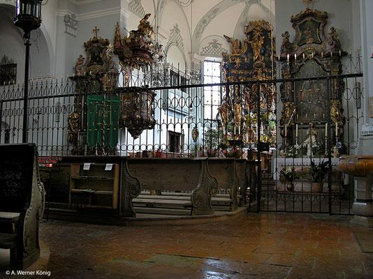 Arnsdorf: Kirche