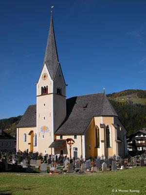 Wagrain, Kirche