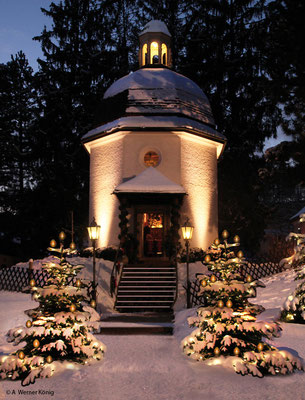 Stille Nacht Kapelle in Oberndorf