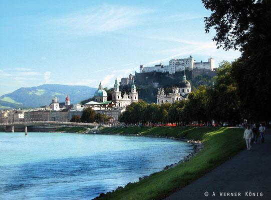 Salzburg an der Salzach