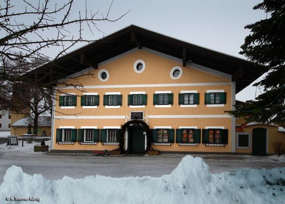 Arnsdorf: Schulhaus