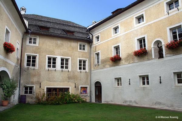 Mariapfarr: Pfarrhaus