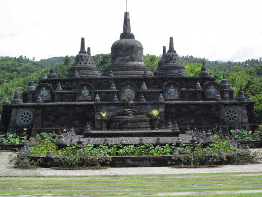 ... also called little Borobodur. Why? Find out...