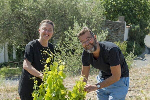 vignerons - portraits - ©Gilles Auteroche - photographe terroir - Montpellier - Narbonne - Béziers - Carcassonne - Perpignan