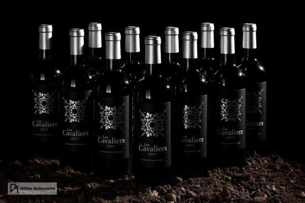 bouteilles-domaine-viticole-Gilles Auteroche-photographe-culinaire-Montpellier-Narbonne-Béziers-Carcassonne-Perpignan-Toulouse