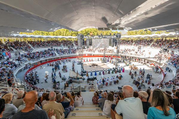 spectacle-inauguration-Gilles Auteroche-photographe-Montpellier-Narbonne-Béziers-Carcassonne-Perpignan-Toulouse
