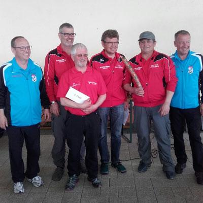Mannschaft 1 St. Ulrich am Pillersee