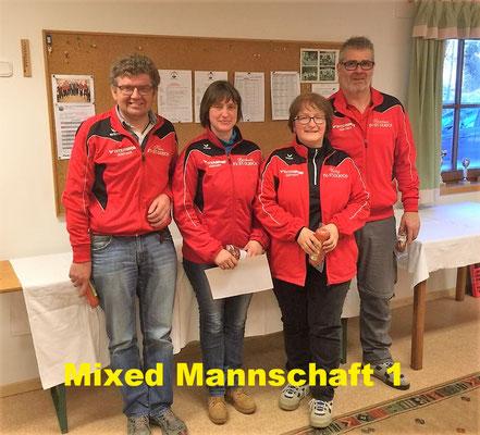Mix - Mannschaft 1