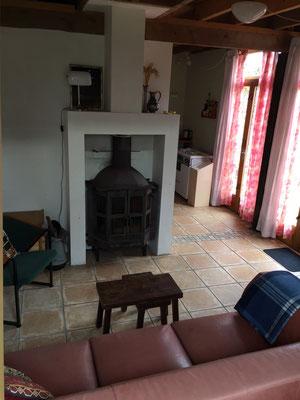 woonkamer kleine huis