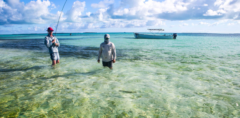 FFTC.club - Fly fishing Bahamas - Crooked and Acklins ISLAND - Flats