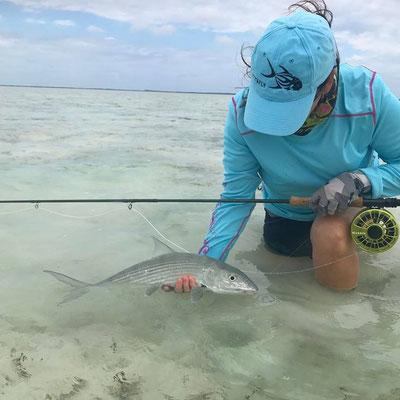 FFTC.club - Fly fishing Bahamas - Crooked and Acklins ISLAND - Bonefish