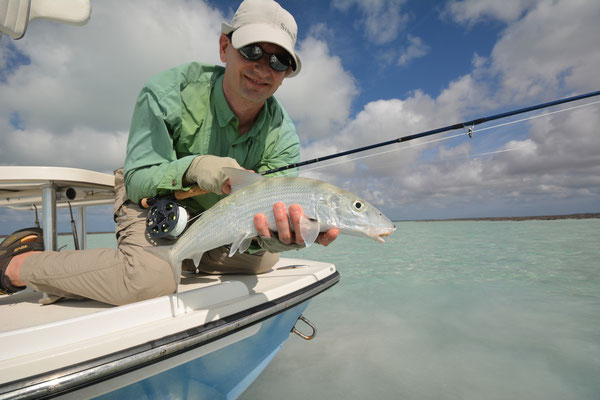 FFTC.club - Fly fishing Bahamas - Crooked and Acklins ISLAND - Bonefish fishing