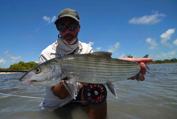 FFTC.club - Fly fishing Bahamas - Crooked and Acklins ISLAND - Tarpon