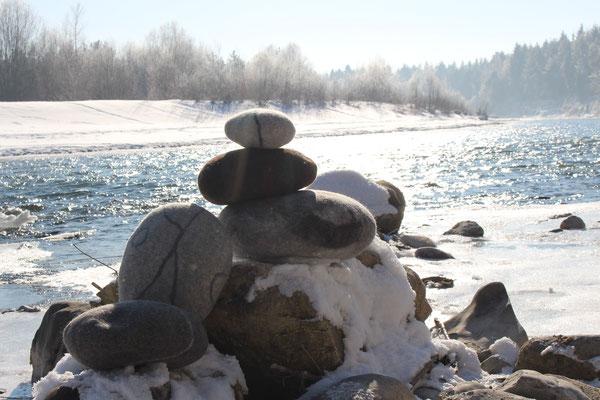 Yoga- und Meditationssteine