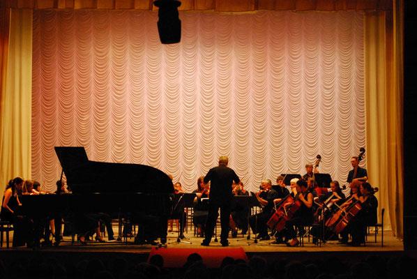 Pushkin Theater, Jevpatoria 2012              © Foto: Valerii Dovzhenko