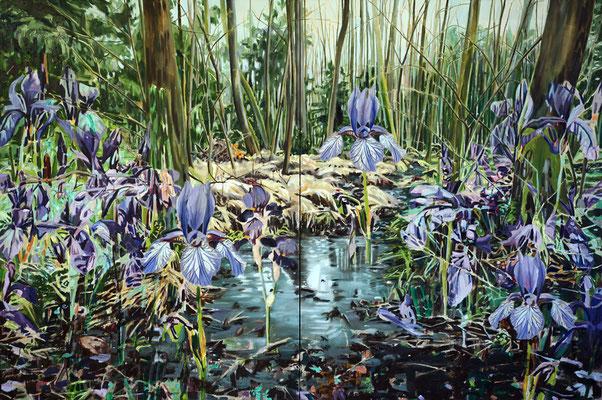 2016 | oil on canvas | 200 x 300 cm