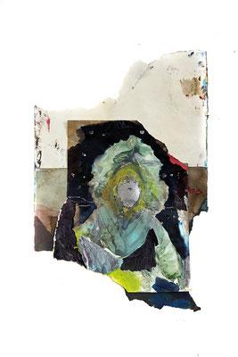 title pending | 2021 | oil, gouache, acrylic on paper | ca. 44,5 x 30 cm