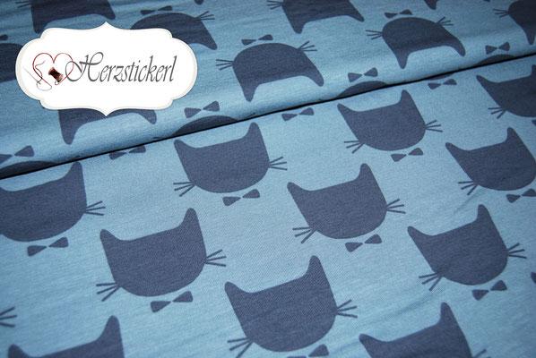 Katzen / Grau