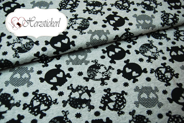 Skull / Schwarz