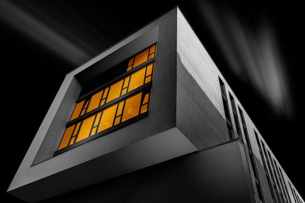 Bürogebäude in Bonn von Tobias Gawrisch (Xplor Creativity)