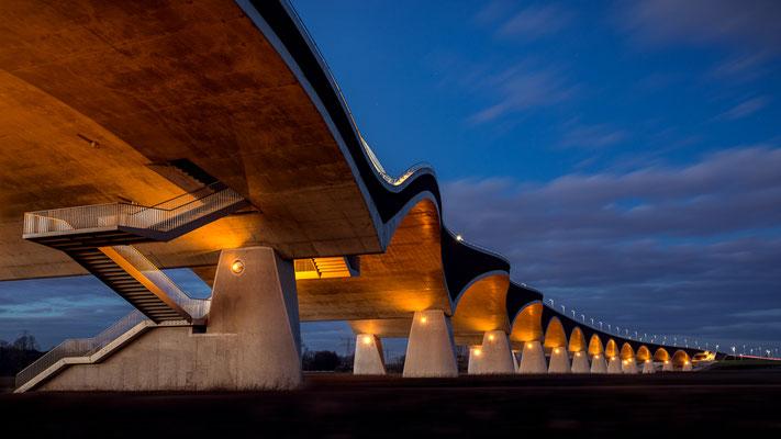Die De Oversteek Brücke in Nimwegen von Tobias Gawrisch (Xplor Creativity)