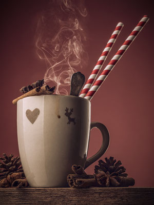 Heiße Schokolade mit Zimt von Tobias Gawrisch (Xplor Creativity)