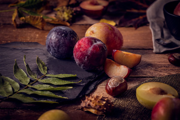 Herbstpflaumen von Tobias Gawrisch (Xplor Creativity)