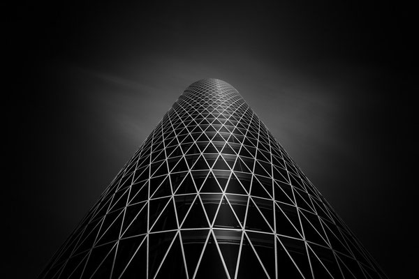 Westhafen Tower in Frankfurt am Main 1 von Tobias Gawrisch (Xplor Creativity)