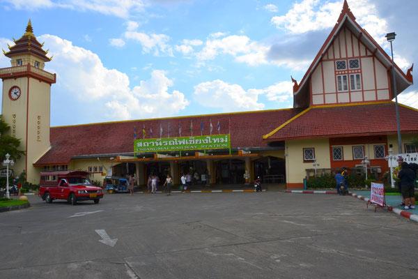 La gare de Chiang Mai