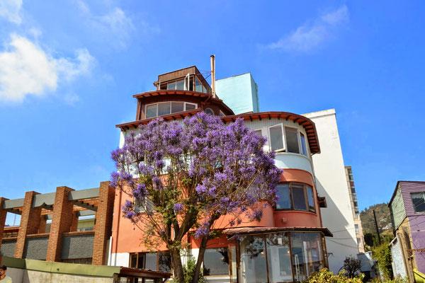 La maison de Pablo Néruda (musée)