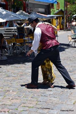 Le tango argentin