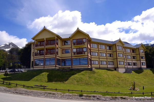 Ushuaia : notre hôtel