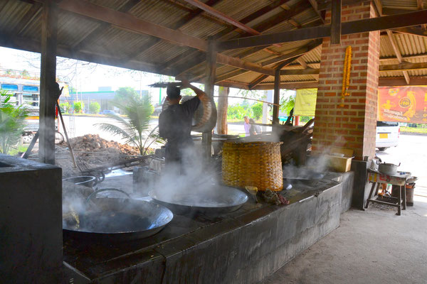 Fabrique huile de coco