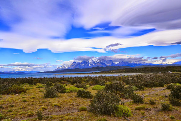 Les Torres del Paine : série de 3 pics qui ont donné le nom au parc