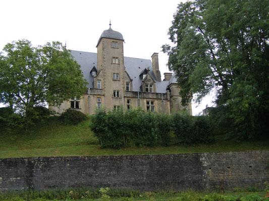 Châtillon-en-Bazois : le château