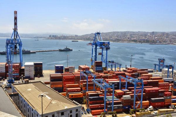 Port de conteneurs