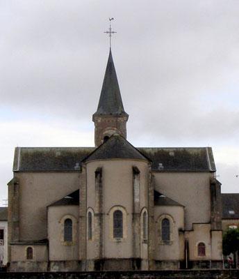 Eglise de Châtillon en Bazois