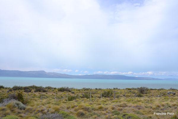 Le lac Argentino