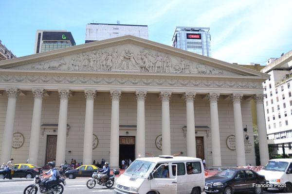 La cathédrale métropolitaine de Buenos Aires