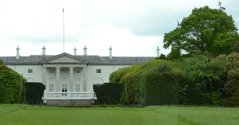 La résidence du Président