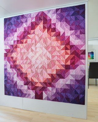 All Over Quilting - Freihand