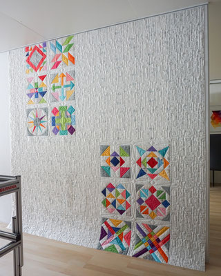 Custom Quilting / Pantograph Quilting